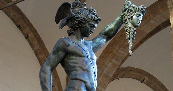 Cultura Pregunta Trivia: ¿Quién fue Perseo en la mitología griega?