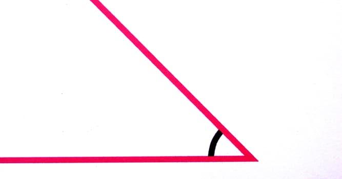 Сiencia Pregunta Trivia: ¿Un ángulo agudo es aquel menor a cuántos grados?