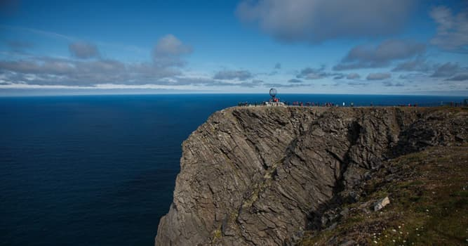 Geography Trivia Question: Where is North Cape located?