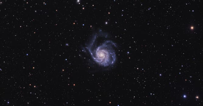Science Trivia Question: Which French astronomer discovered the Pinwheel Galaxy?