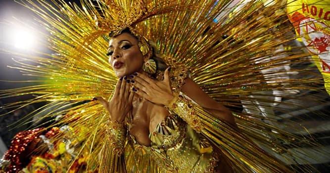 Культура Запитання-цікавинка: Яка мова в Бразилії є офіційним?