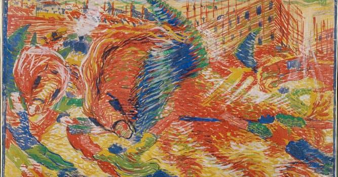 Kultur Wissensfrage: Aus welchem Land stammt die Kunstbewegung Futurismus?
