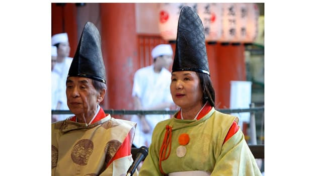 """Culture Trivia Question: What does """"eboshi"""", a traditional Japanese headdress, mean in Japanese?"""