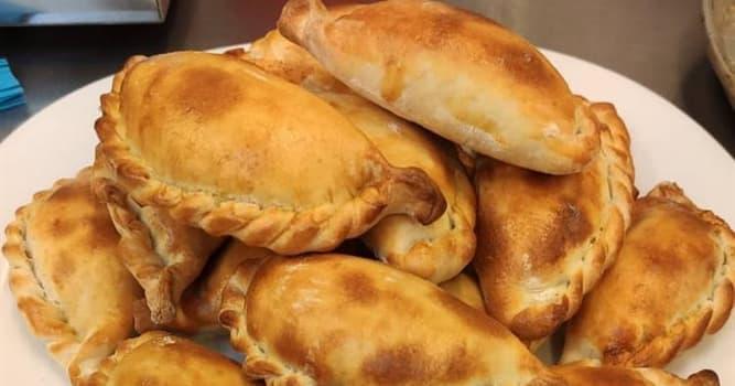 Historia Pregunta Trivia: ¿De qué país es la receta más antigua para hacer empanadas?