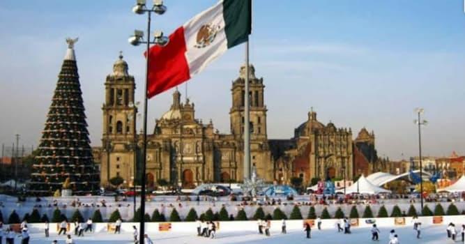 Historia Pregunta Trivia: Debido a un decreto, ¿qué personaje sustituyó alguna vez al popular Santa Claus en México?