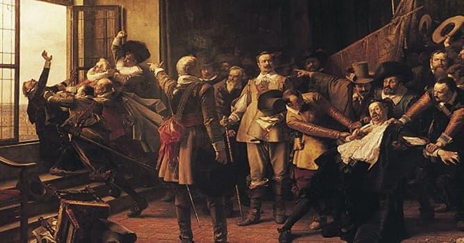Cultura Pregunta Trivia: ¿Qué es una defenestración?