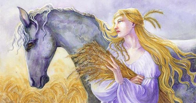 Cultura Pregunta Trivia: ¿Qué mitología le rendía culto a la diosa Epona?