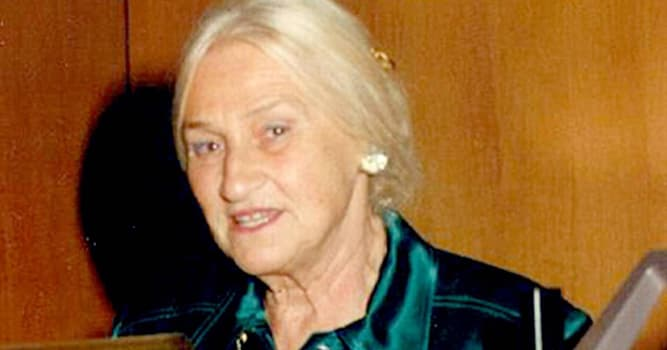 Сiencia Pregunta Trivia: ¿Quién fue Marianne Grunberg-Manago?
