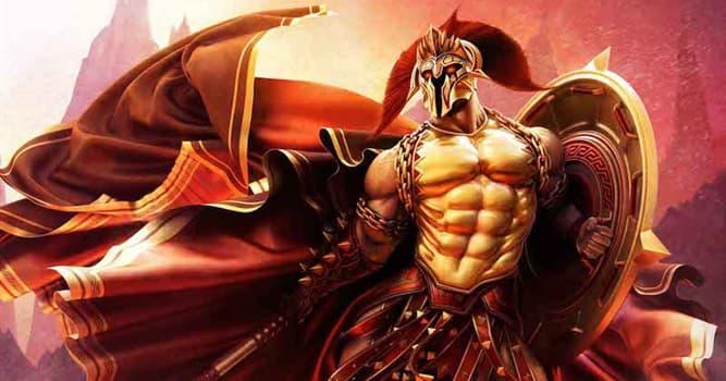 Cultura Pregunta Trivia: ¿Quienes eran los padres de Ares, el dios de la guerra en la mitología griega?