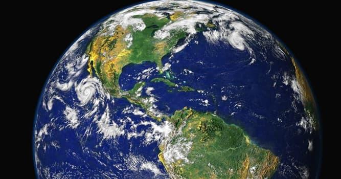 """Cultura Pregunta Trivia: Según la Biblia, ¿dónde está """"apoyado"""" el planeta tierra?"""