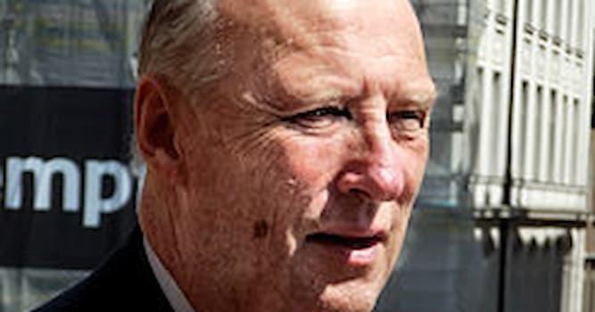 Sociedad Pregunta Trivia: ¿Cómo se llama el actual rey de Noruega?