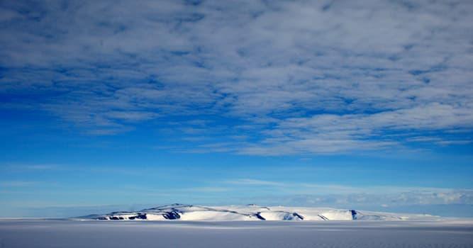 Географія Запитання-цікавинка: Який материк найхолодніший на нашій планеті?