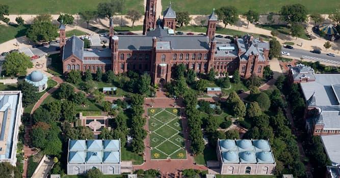 Cultura Pregunta Trivia: ¿Quién administra y financia el Instituto Smithsoniano?