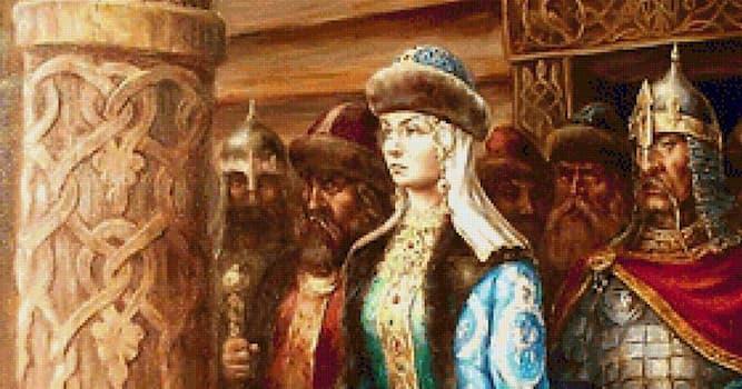 Культура Вопрос: Аэропорт какого города носит имя княгини Ольги?