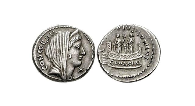 Культура Вопрос: Богиней чего была древнеримская богиня Клоацина?