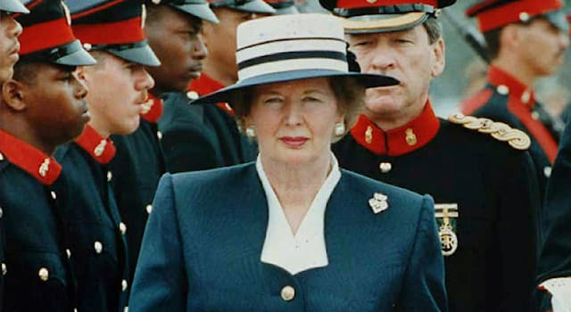 History Trivia Question: Which of the following resulted in the resignation of the UK Prime Minister Margaret Thatcher in 1990?