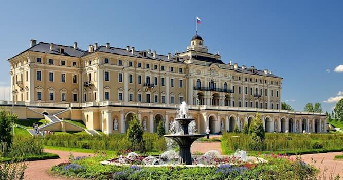 История Вопрос: Что располагалось в здании Константиновского дворца Санкт-Петербурга в Стрельне до 1990 года?