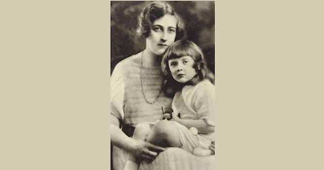 Culture Trivia Question: The daughter of which world famous writer was named Rosalind Hicks?