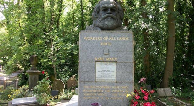 Общество Вопрос: Где находится Хайгейтское кладбище?