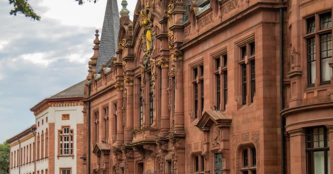 Society Trivia Question: Where is Heidelberg University located?