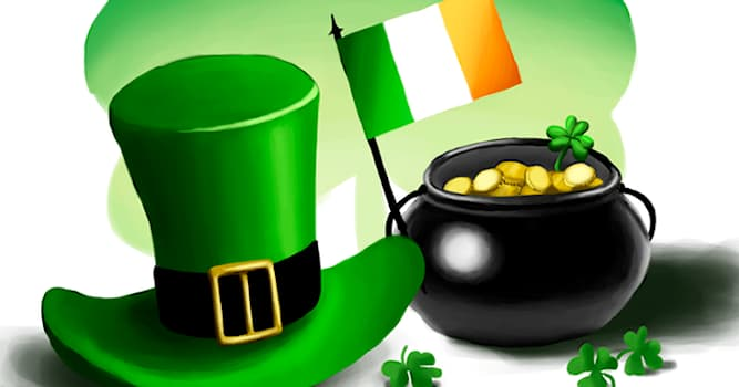 Culture Trivia Question: Which supernatural creature from Irish folklore is a dwarf-shoemaker who possesses a hidden crock of gold?