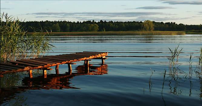 География Вопрос: Как называется крупнейшее природное озеро Украины?