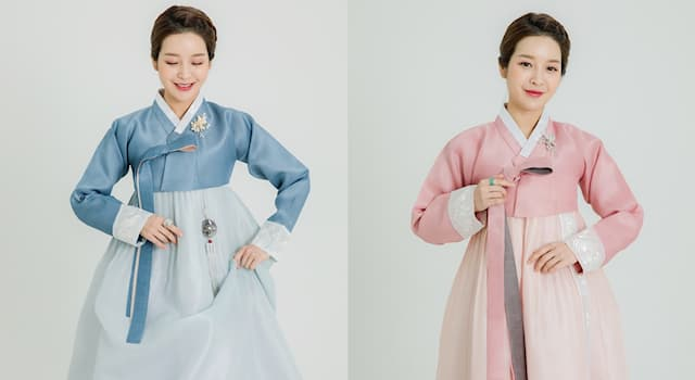 Culture Trivia Question: What is the name of the traditional Korean clothes?