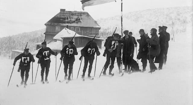 Спорт Вопрос: Как называлось состязание, напоминавшее биатлон на зимних Олимпийских играх в 1924 году ?