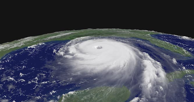 Nature Trivia Question: What was the most damaging hurricane in U.S. history prior to 2021?