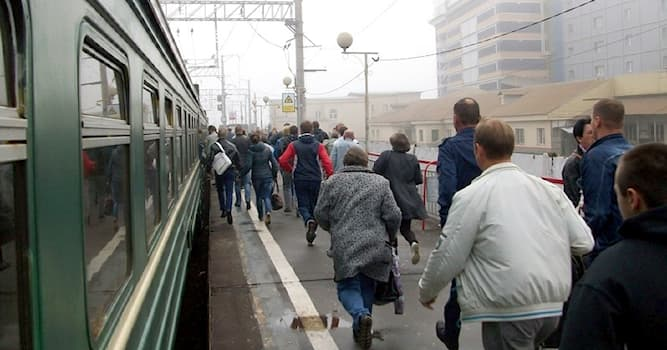 Общество Вопрос: Как в России называют безбилетника?