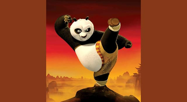 """Movies & TV Trivia Question: What is the name of the panda in the """"Kung Fu Panda"""" film series?"""