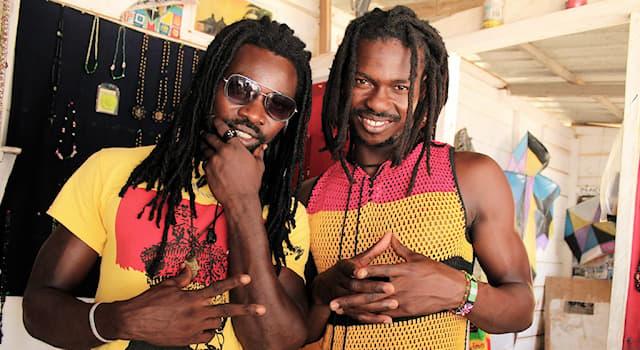 Культура Вопрос: Какая причёска стала популярна в одной из культур растафари на Ямайке в 50-х годах XX века?