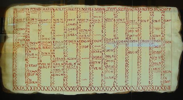 История Вопрос: Каким по счёту считался месяц январь в староримском календаре до реформы Юлия Цезаря?