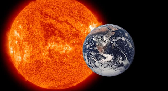 Наука Вопрос: Какой элемент был обнаружен на Солнце на 27 лет раньше, чем на Земле?
