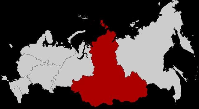 Общество Вопрос: Какой город является административным центром Сибирского федерального округа (СФО)?