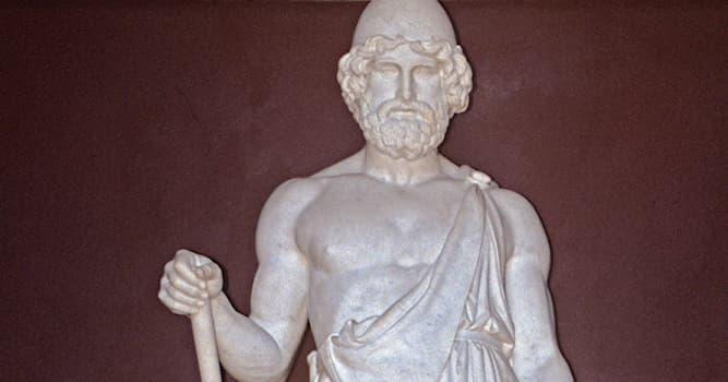 История Вопрос: Кто из греческих богов хромал?