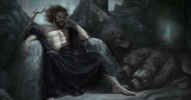 История Вопрос: Какой греческий бог здесь изображён?