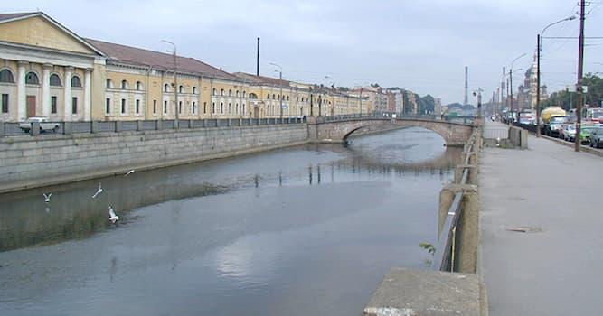 История Вопрос: Какой канал является самым длинным в Санкт-Петербурге?