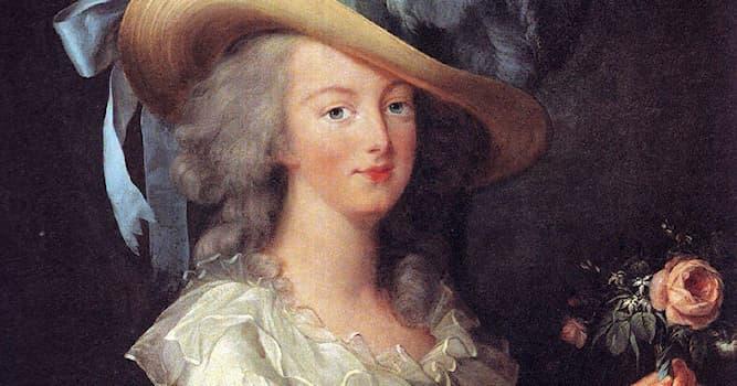 История Вопрос: Какой королеве Франции дали прозвище «Мадам Дефицит»?