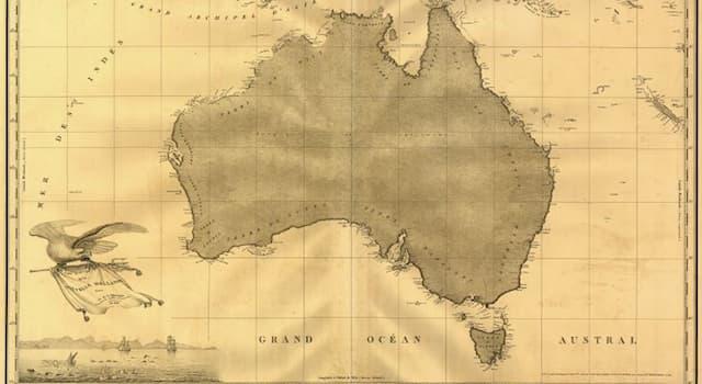 География Вопрос: Кто из этих европейских путешественников первым достиг берегов Австралии?