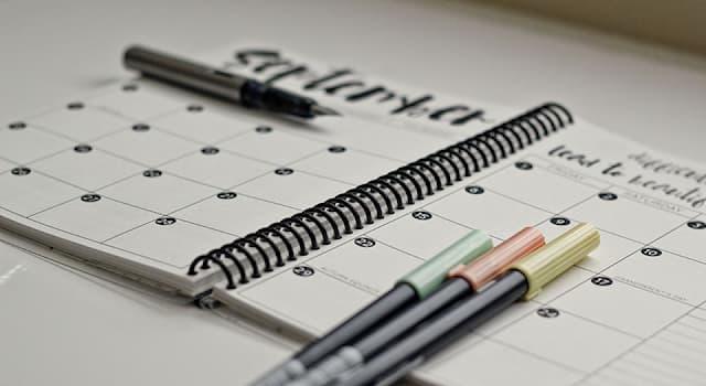 История Вопрос: Название какого месяца переводится с латинского как «очистительный месяц»?