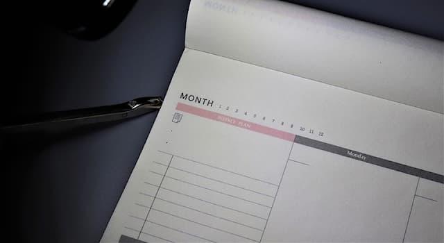 Культура Вопрос: Название какого месяца у некоторых народов мира означает «месяц земли», «берёза», «ложь» или «грач»?