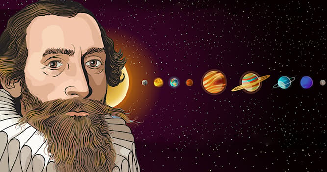 Science Trivia Question: What do Kepler's laws describe?