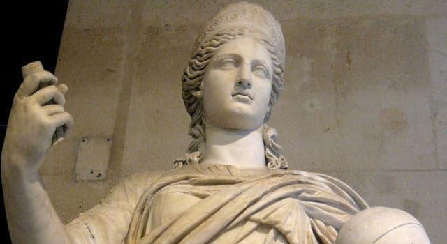 Культура Вопрос: От имени какой древнеримской богини, по распространённой версии, произошло название месяца июня?