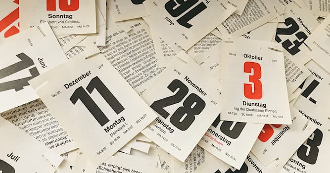 Culture Trivia Question: Which number gave its Latin name to the month November?