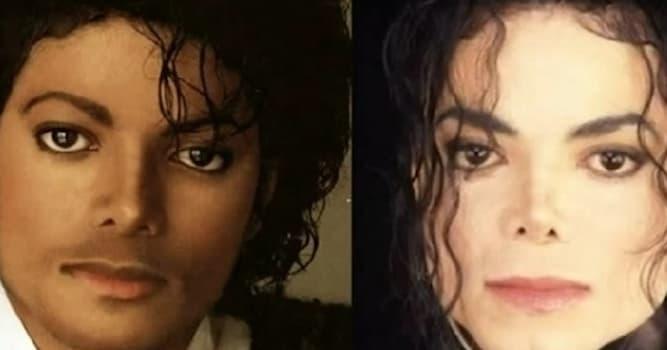 Общество Вопрос: Почему у знаменитого певца Майкла Джексона поменялся цвет кожи?