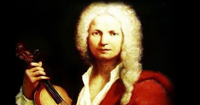 Cultura Pregunta Trivia: ¿Qué otra profesión ejercía Vivaldi mientras componía parte de su obra?