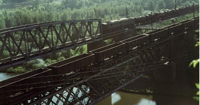 История Вопрос: С какого участка началось строительство Транссибирской железнодорожной магистрали (Транссиба)?