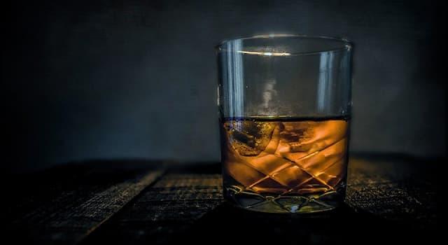 Природа Вопрос: Скотч – это виски, производимый исключительно на территории какой страны?