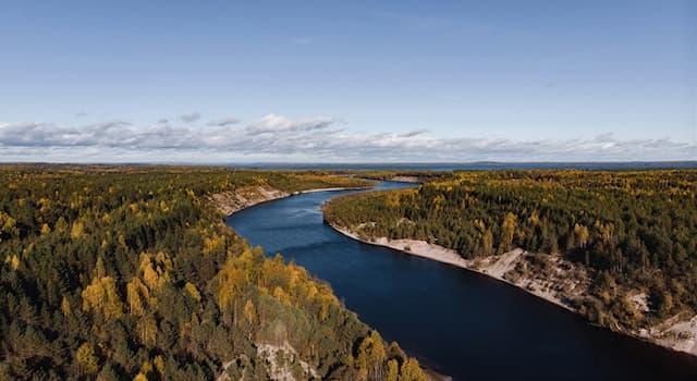География Вопрос: В какое море впадает река Енисей?